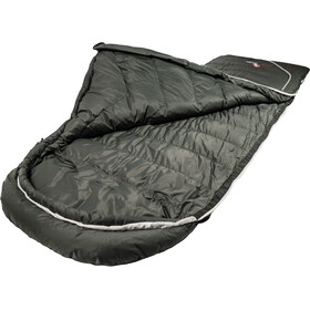 Grüezi-Bag Biopod DownWool Summer Comfort Sac de couchage, deep forest